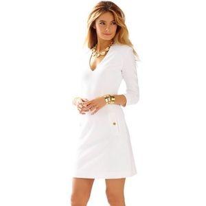 Lilly Pulitzer Charlena V-Neck Shift Dress NWT